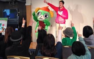 大崎コミックシェルター開会式