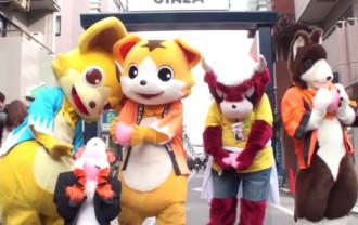 銀六祭『銀ちゃんと獣兵衛のお友達フェスタ』