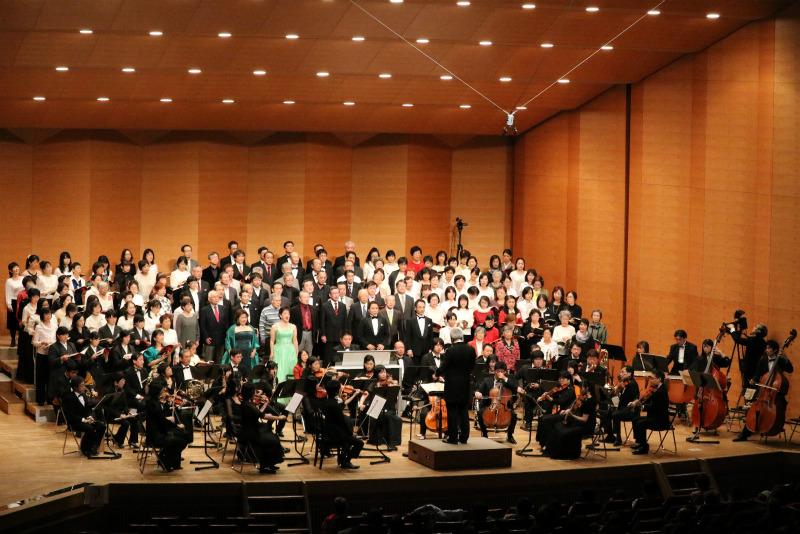 ベートーヴェン作曲交響曲第9番「合唱」