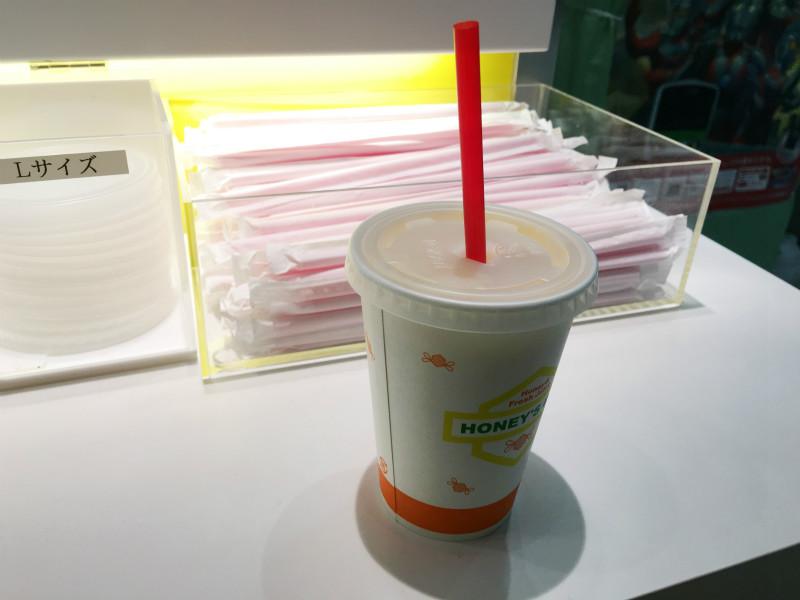 はちみつ、フルーツ、野菜、ミルク、ヨーグルトなどがベースのフレッシュでナチュラルな甘味のジュース。