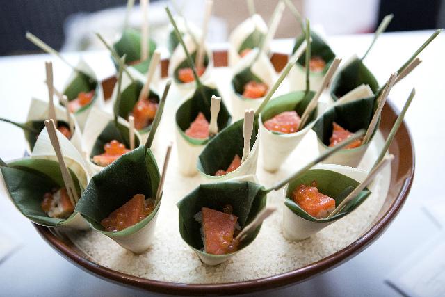 和洋中の様々なジャンルの料理と日本酒のマリアージュを体験!