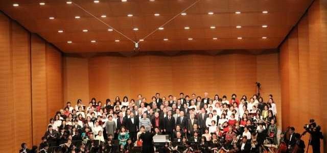 第9回開催、きゅりあん大ホールでの上演